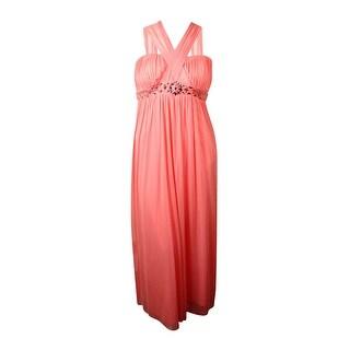 Jessica Howard Woman's Beaded Embellished Dress - 14