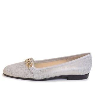 Amalfi by Rangoni Womens Oste Almond Toe Loafers