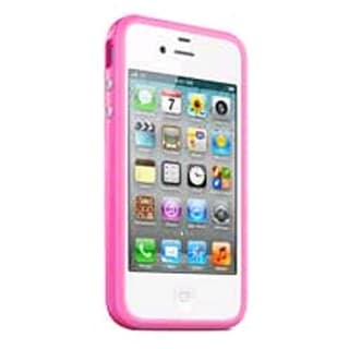 Original Apple iPhone 4/4S Bumper Case - Pink