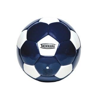 Tachikara No 5 Soccer Ball, Royal/White