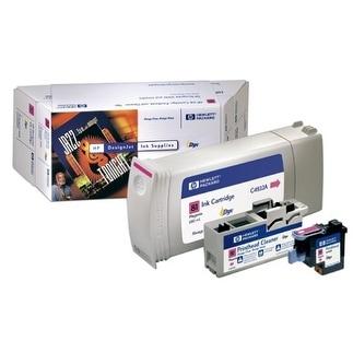 HP 81 Ink Cartridge - Magenta (C4992A) (Single Pack)