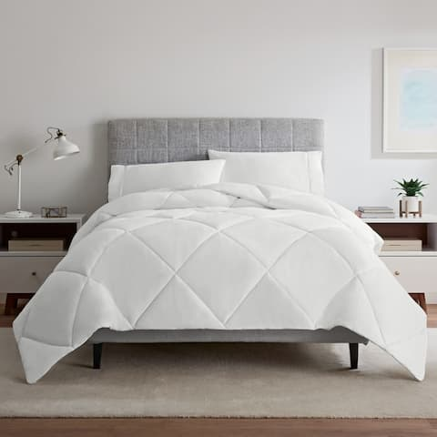 Serta Air Dry Down Alternative Extra Warmth Comforter