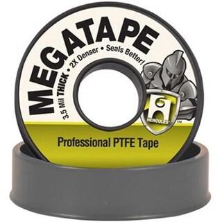 Oatey 227998 0.5 x 260 in. MegaTape Professional PTFE, Gray