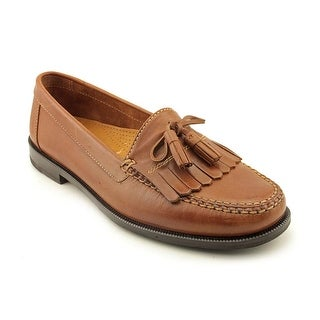 Cole Haan Dwight Men Round Toe Leather Brown Loafer
