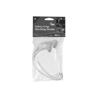Adams Mfg Corp. 5730-06-1240 Safety Grip Stocking Hooks Pack Of 12