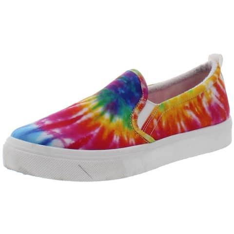 Skechers Womens Poppy-Hippy Hype Casual Shoes Canvas Tie-Dye