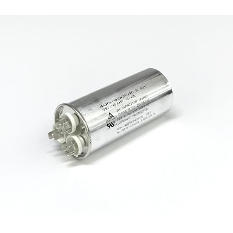 OEM LG Air Conditioner AC Capacitor Shipped With LSU182HE, LSU186CE, LSU186HE