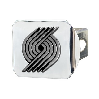 "NBA - Portland Trail Blazers Hitch Cover 3.4""x4"""