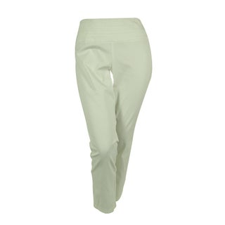 Alfani Women's Stretch Waist Skinny Pants (Option: Bright White - 24W)