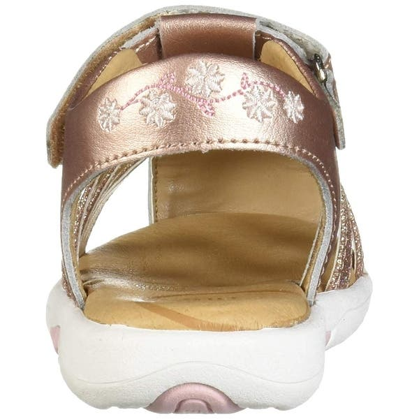 Stride Rite Kids SRTech Luna Girls Closed-Toe Sandal