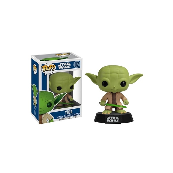 Funko POP Star Wars - Yoda - Multi