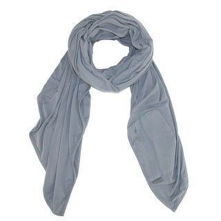Travelon Women's Scarf with RFID Protected Security Pocket - One size
