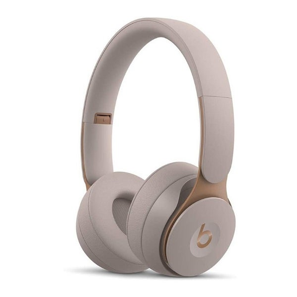 Beats Solo Pro Wireless Headphones (Gray). Opens flyout.