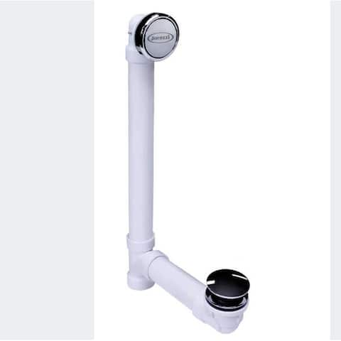 Jacuzzi LH338 Toe-Tap Drain Assembly for Bath Tubs