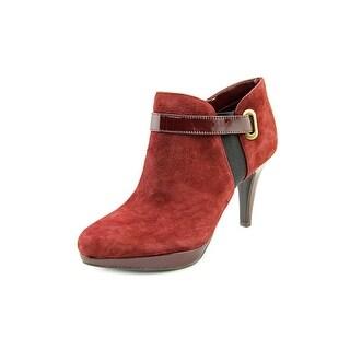 Bandolino Cambria Women Wine Mu Boots