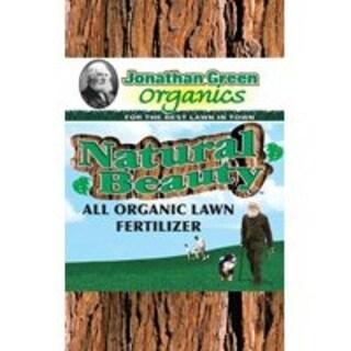 Jonathan Green 11485 Natural Beauty Organic Lawn Fertilizer, 20 lbs