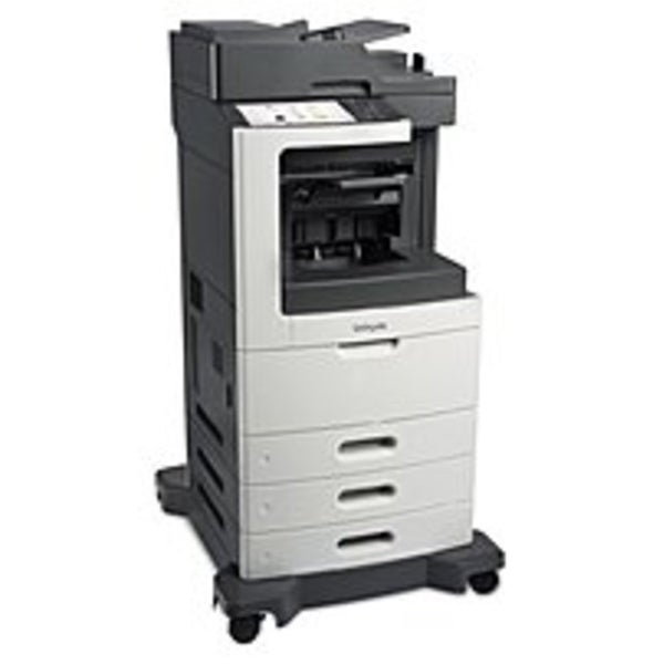 Lexmark 24T7412 MX810DTFE Monochrome Multifunction Printer - (Refurbished)