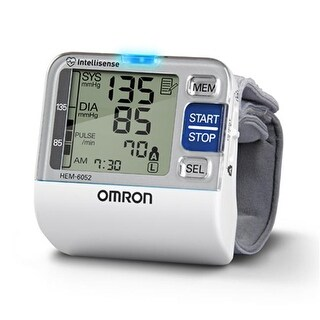 Complete Medical BP652 Wrist BP Monitor 7 Series Omron