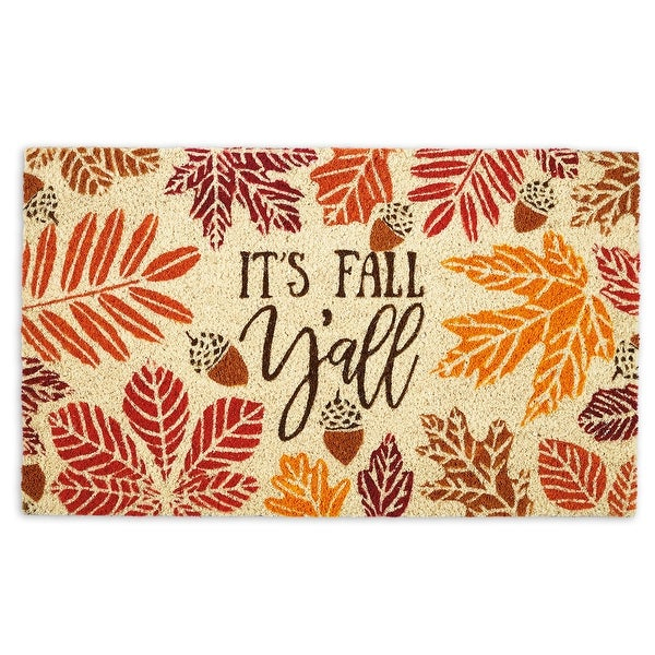 DII Fall Holiday Doormat. Opens flyout.