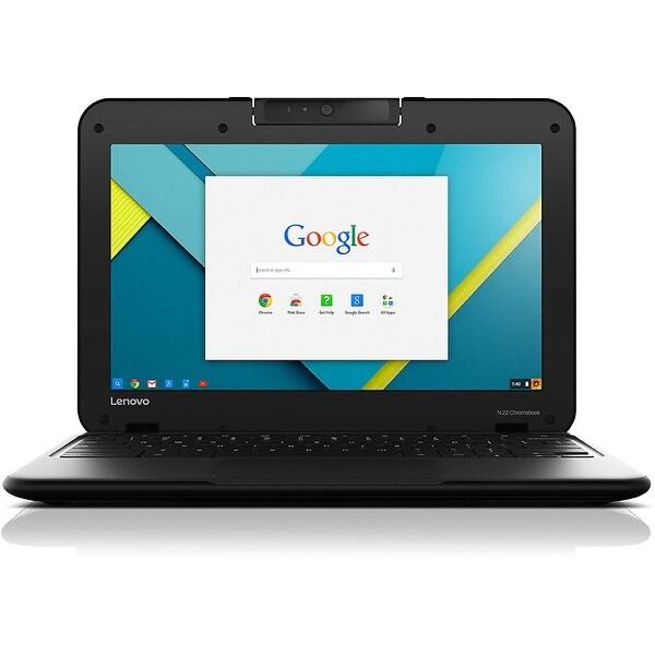 Lenovo Chromebook N22 Laptop Intel 4GB RAM 16GB SSD Chrome Grade B. Opens flyout.