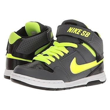 separation shoes 361b3 7741c Shop Boys  Nike SB Mogan Mid 2 JR (GS) Skateboarding Shoe - Free Shipping  Today - Overstock - 17879662