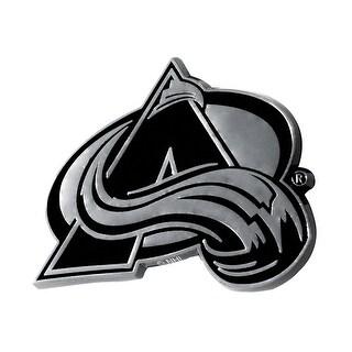 "NHL - Colorado Avalanche Emblem - 2.5"" x 4"""