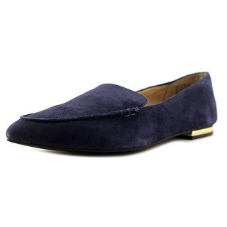 Steve Madden Fausto Pointed Toe Suede Flats
