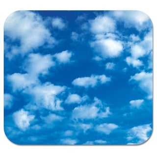 Deluxe Mouse Mat- Clouds