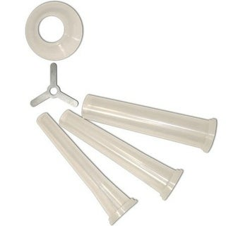 Weston 36-3217 Stuffing Funnel, 3 Piece Set