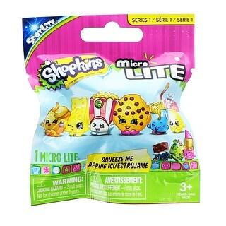 Shopkins Micro Lites Mystery Pack, One Random - multi