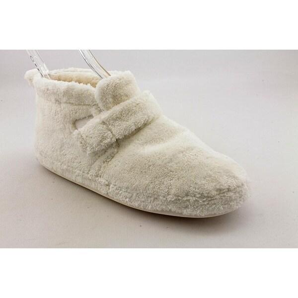 Daniel Green Adel Womens White Slippers