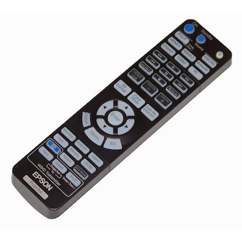 NEW OEM Epson Remote Control Supplied With H651A, H652A, H653A