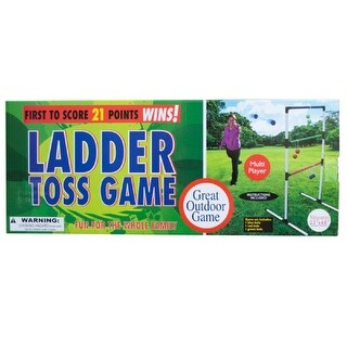 Daily Basic Indoor & Outdoor Party And Pool Fun Action Ladder Toss Game