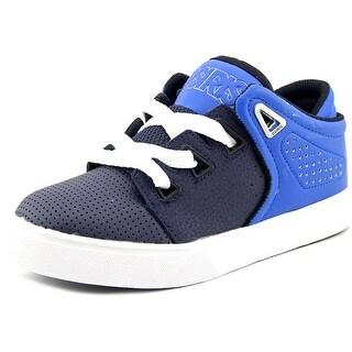 Osiris D3V Round Toe Leather Skate Shoe