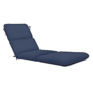 "Sunbrella 74"" Chaise Cushion"