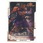 Antonio Davis Toronto Raptors 2000 Upper Deck MVP Autographed Card Nice Card This item comes with a certificate of