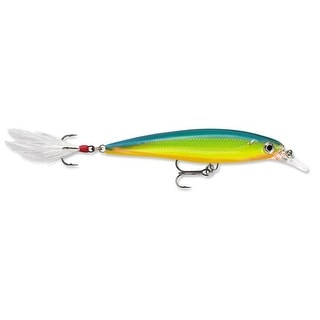 Rapala X-Rap 08 Fishing Lure - Parrot