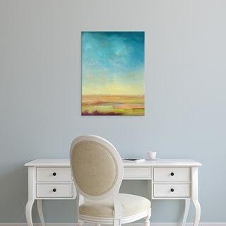 Easy Art Prints William McCarthy's 'Day of Dreams' Premium Canvas Art