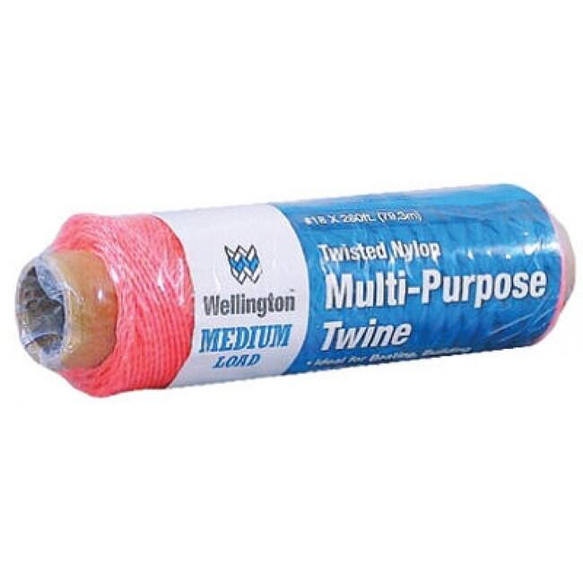Wellington 46301 Multi Purpose Twine, #18 x 260, Opti Orange