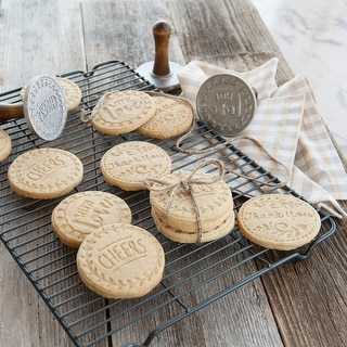 Link to Nordic Ware Greetings Heirloom Cookie Stamps Similar Items in Bakeware