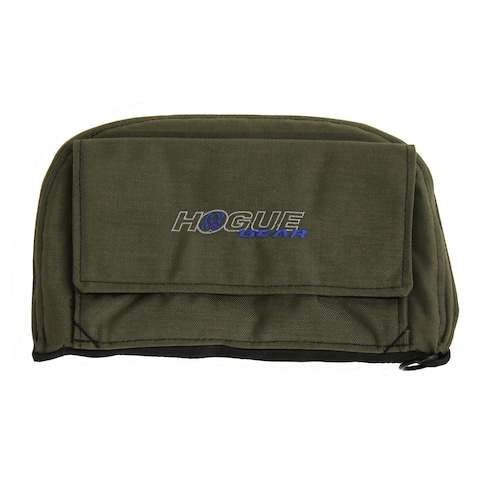 Hogue 59231 hogue 59231 hg sm pistol bag fnt pocket od grn