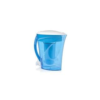 ZeroWater ZD-013 8-Cup Ion Exchange Water Dispenser Pitcher