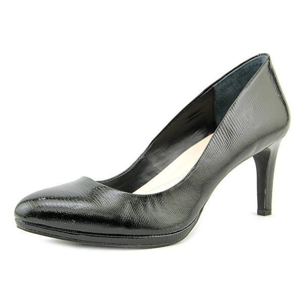 Alfani Glorria 2 Women Round Toe Synthetic Black Heels