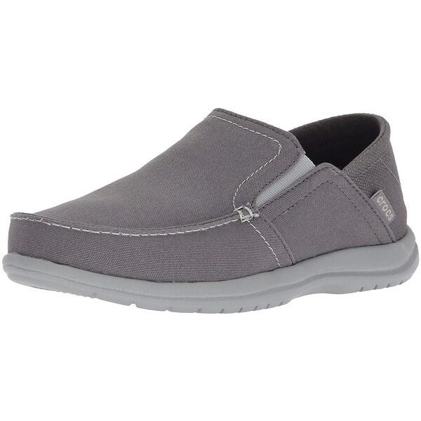 bd455fb0c5970 Shop Crocs Men s Santa Cruz Convertible Slip-on Loafer - 11 - Free ...