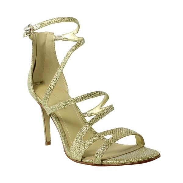 232d1570481b Shop Marc Fisher Womens Gold Sandals Heels Size 6.5 New - On Sale ...