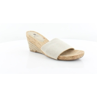 4cca038308 Shop White Mountain Aleah Women's Sandals Natural - Free Shipping Today -  Overstock.com - 27223311
