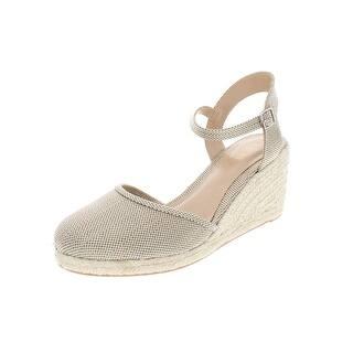 a2944dca750 Quick View.  46.99 -  61.75. Lauren Ralph Lauren Womens Hayleigh Wedge  Sandals Espadrille Ankle