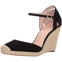 cfd3b0e46acc Kate Spade New York Womens Giovanna Espadite Closed Toe Casual Slide Sandals.  Sale