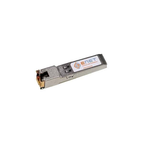 ENET MGBIC-02-ENC Enterasys Compatible MGBIC-02 1000BASE-T GBIC GBIC 100m RJ45 Copper Cat5/Cat5e/Cat6 100% Tested Lifetime