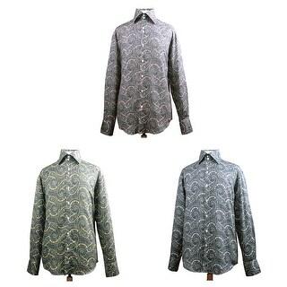 Men's Fancy Pattern Shirt